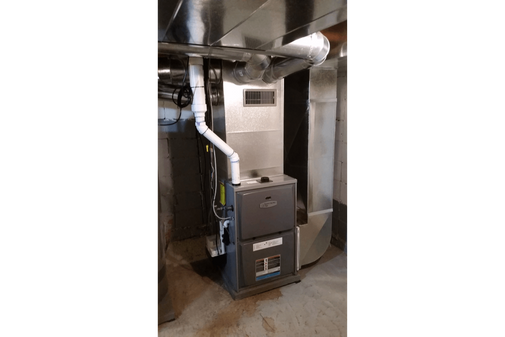 Coleman mobile home furnace